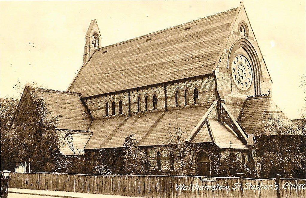 St Stephen Walthamstow